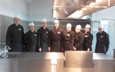 Dress code – zawód kucharz