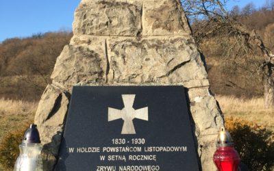 Pamiętamy o uczestnikach Powstania Listopadowego