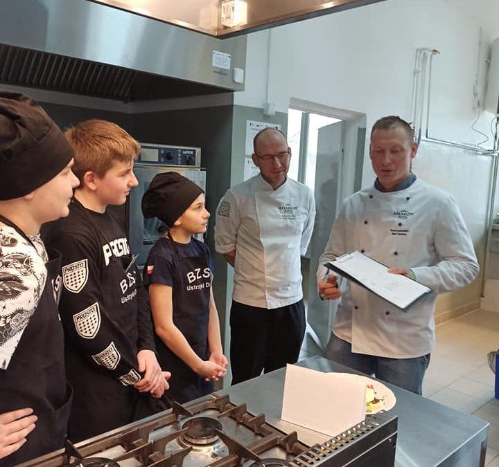Kulinarny Master Team Powiatu Bieszczadzkiego 2020